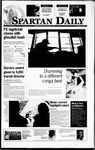 Spartan Daily, October 31, 1995 by San Jose State University, School of Journalism and Mass Communications