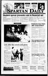 Spartan Daily, November 1, 1995 by San Jose State University, School of Journalism and Mass Communications