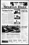 Spartan Daily, November 7, 1995 by San Jose State University, School of Journalism and Mass Communications