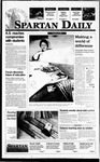 Spartan Daily, November 9, 1995 by San Jose State University, School of Journalism and Mass Communications