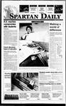 Spartan Daily, November 9, 1995