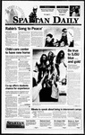 Spartan Daily, November 10, 1995 by San Jose State University, School of Journalism and Mass Communications