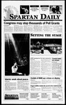 Spartan Daily, November 13, 1995 by San Jose State University, School of Journalism and Mass Communications