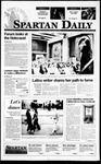 Spartan Daily, November 17, 1995 by San Jose State University, School of Journalism and Mass Communications
