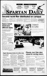 Spartan Daily, November 21, 1995