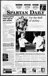 Spartan Daily, November 22, 1995 by San Jose State University, School of Journalism and Mass Communications
