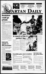 Spartan Daily, November 29, 1995 by San Jose State University, School of Journalism and Mass Communications