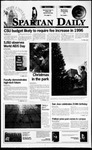 Spartan Daily, November 30, 1995 by San Jose State University, School of Journalism and Mass Communications