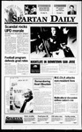 Spartan Daily, December 7, 1995 by San Jose State University, School of Journalism and Mass Communications
