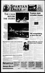 Spartan Daily, January 26, 1996 by San Jose State University, School of Journalism and Mass Communications