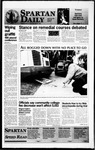 Spartan Daily, January 30, 1996 by San Jose State University, School of Journalism and Mass Communications