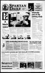 Spartan Daily, February 1, 1996 by San Jose State University, School of Journalism and Mass Communications