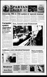 Spartan Daily, February 2, 1996 by San Jose State University, School of Journalism and Mass Communications