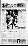 Spartan Daily, February 5, 1996 by San Jose State University, School of Journalism and Mass Communications