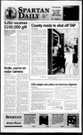 Spartan Daily, February 7, 1996 by San Jose State University, School of Journalism and Mass Communications