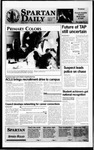 Spartan Daily, February 13, 1996 by San Jose State University, School of Journalism and Mass Communications