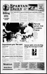 Spartan Daily, February 14, 1996 by San Jose State University, School of Journalism and Mass Communications