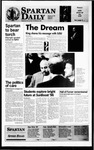 Spartan Daily, February 16, 1996 by San Jose State University, School of Journalism and Mass Communications