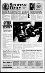 Spartan Daily, February 20, 1996 by San Jose State University, School of Journalism and Mass Communications