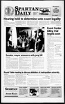 Spartan Daily, February 21, 1996 by San Jose State University, School of Journalism and Mass Communications