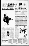 Spartan Daily, February 23, 1996 by San Jose State University, School of Journalism and Mass Communications