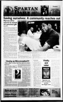 Spartan Daily, February 27, 1996 by San Jose State University, School of Journalism and Mass Communications