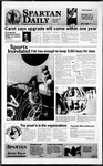 Spartan Daily, February 28, 1996 by San Jose State University, School of Journalism and Mass Communications