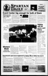 Spartan Daily, March 1, 1996 by San Jose State University, School of Journalism and Mass Communications