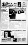 Spartan Daily, March 4, 1996 by San Jose State University, School of Journalism and Mass Communications