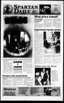 Spartan Daily, March 8, 1996 by San Jose State University, School of Journalism and Mass Communications