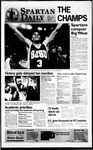 Spartan Daily, March 11, 1996 by San Jose State University, School of Journalism and Mass Communications