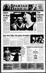 Spartan Daily, March 13, 1996 by San Jose State University, School of Journalism and Mass Communications