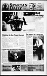 Spartan Daily, March 15, 1996 by San Jose State University, School of Journalism and Mass Communications