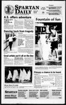Spartan Daily, March 19, 1996 by San Jose State University, School of Journalism and Mass Communications