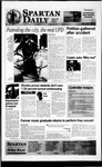 Spartan Daily, March 21, 1996 by San Jose State University, School of Journalism and Mass Communications