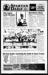 Spartan Daily, April 16, 1996 by San Jose State University, School of Journalism and Mass Communications