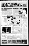 Spartan Daily, April 17, 1996 by San Jose State University, School of Journalism and Mass Communications