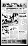 Spartan Daily, April 22, 1996 by San Jose State University, School of Journalism and Mass Communications