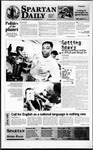 Spartan Daily, April 23, 1996 by San Jose State University, School of Journalism and Mass Communications