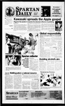 Spartan Daily, April 24, 1996 by San Jose State University, School of Journalism and Mass Communications