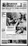 Spartan Daily, April 25, 1996 by San Jose State University, School of Journalism and Mass Communications