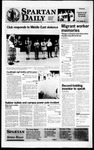 Spartan Daily, April 26, 1996 by San Jose State University, School of Journalism and Mass Communications