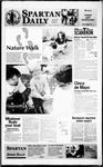 Spartan Daily, April 29, 1996 by San Jose State University, School of Journalism and Mass Communications