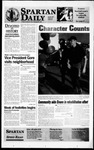 Spartan Daily, April 30, 1996 by San Jose State University, School of Journalism and Mass Communications