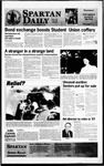Spartan Daily, May 1, 1996 by San Jose State University, School of Journalism and Mass Communications