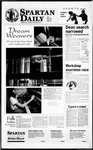 Spartan Daily, May 3, 1996 by San Jose State University, School of Journalism and Mass Communications