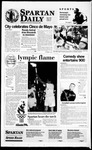 Spartan Daily, May 6, 1996 by San Jose State University, School of Journalism and Mass Communications