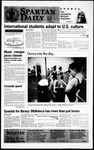 Spartan Daily, May 9, 1996 by San Jose State University, School of Journalism and Mass Communications