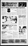 Spartan Daily, May 13, 1996 by San Jose State University, School of Journalism and Mass Communications