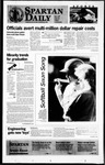 Spartan Daily, May 14, 1996 by San Jose State University, School of Journalism and Mass Communications